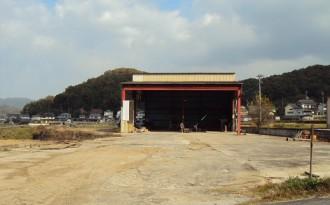 木之子町倉庫