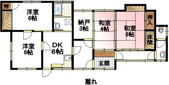 木之子町中古住宅