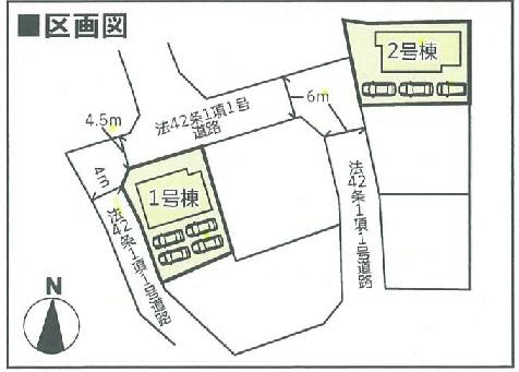 第2期西江原町新築住宅 2号棟