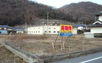 笹賀町土地