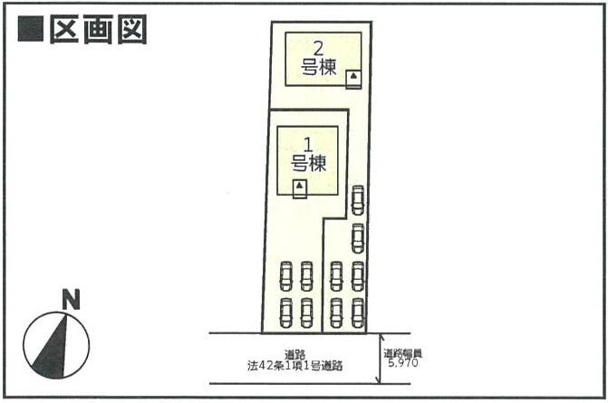 井原町第2期新築分譲住宅 1号棟
